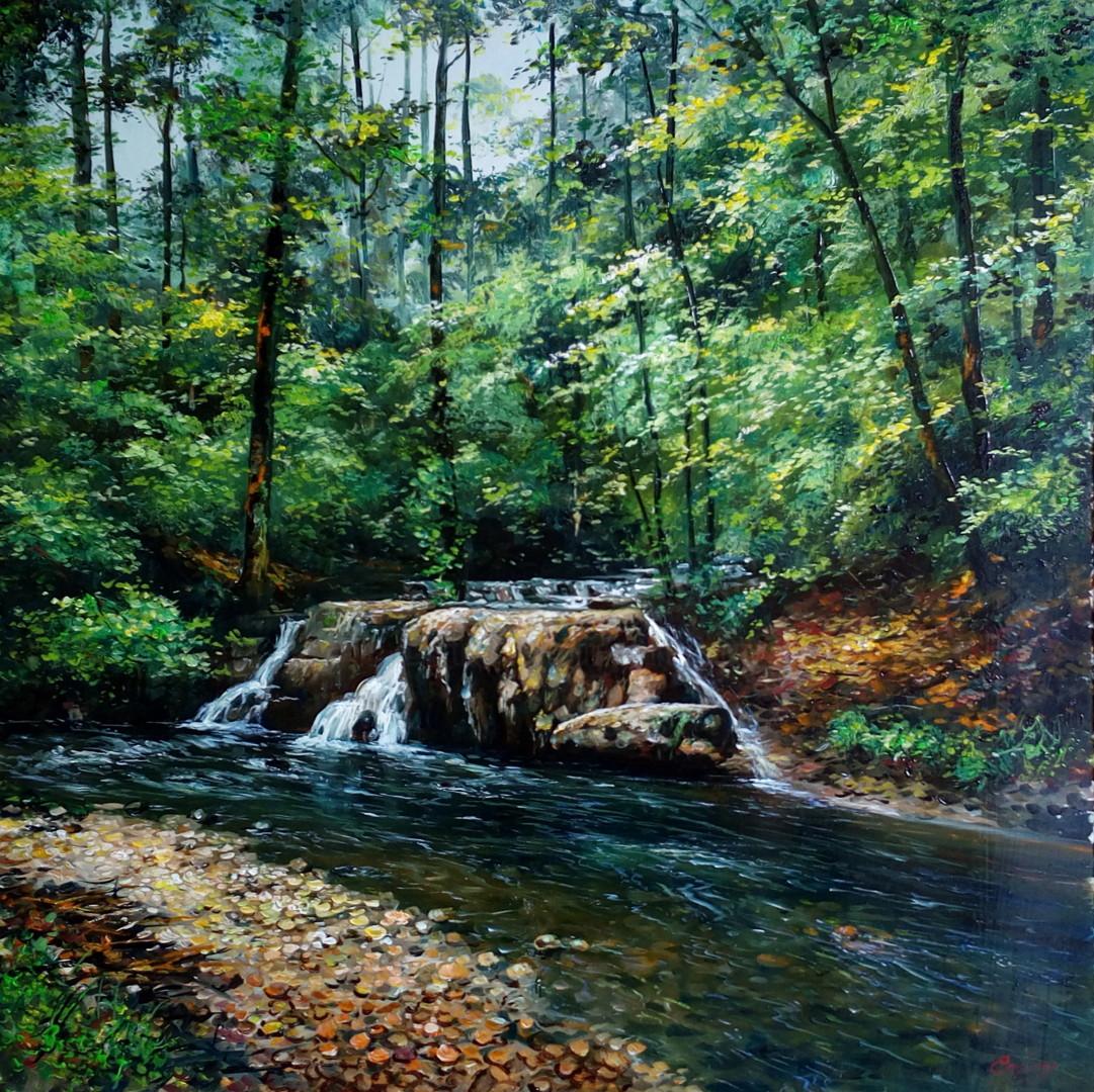Attila Endrey-Nagy - Harmony of the forest / Harmonie de la forêt