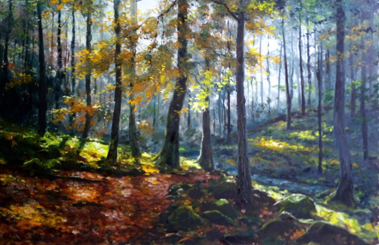 Attila Endrey-Nagy - Autumn morning / Matin d'automne