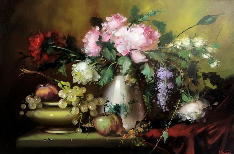 József Fürst - Summer memories (Artwork to order)
