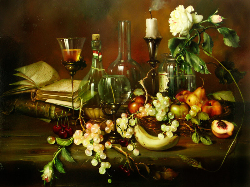 József Fürst - After long night (Artwork to order)