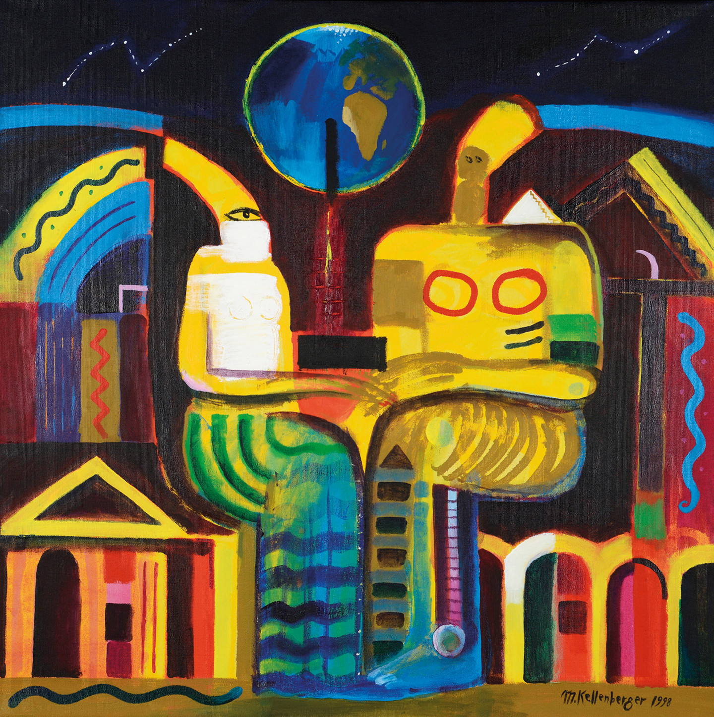 Martin Kellenberger - Black box of Africa