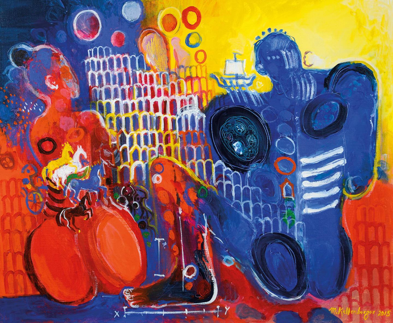 Martin Kellenberger - Troyan night