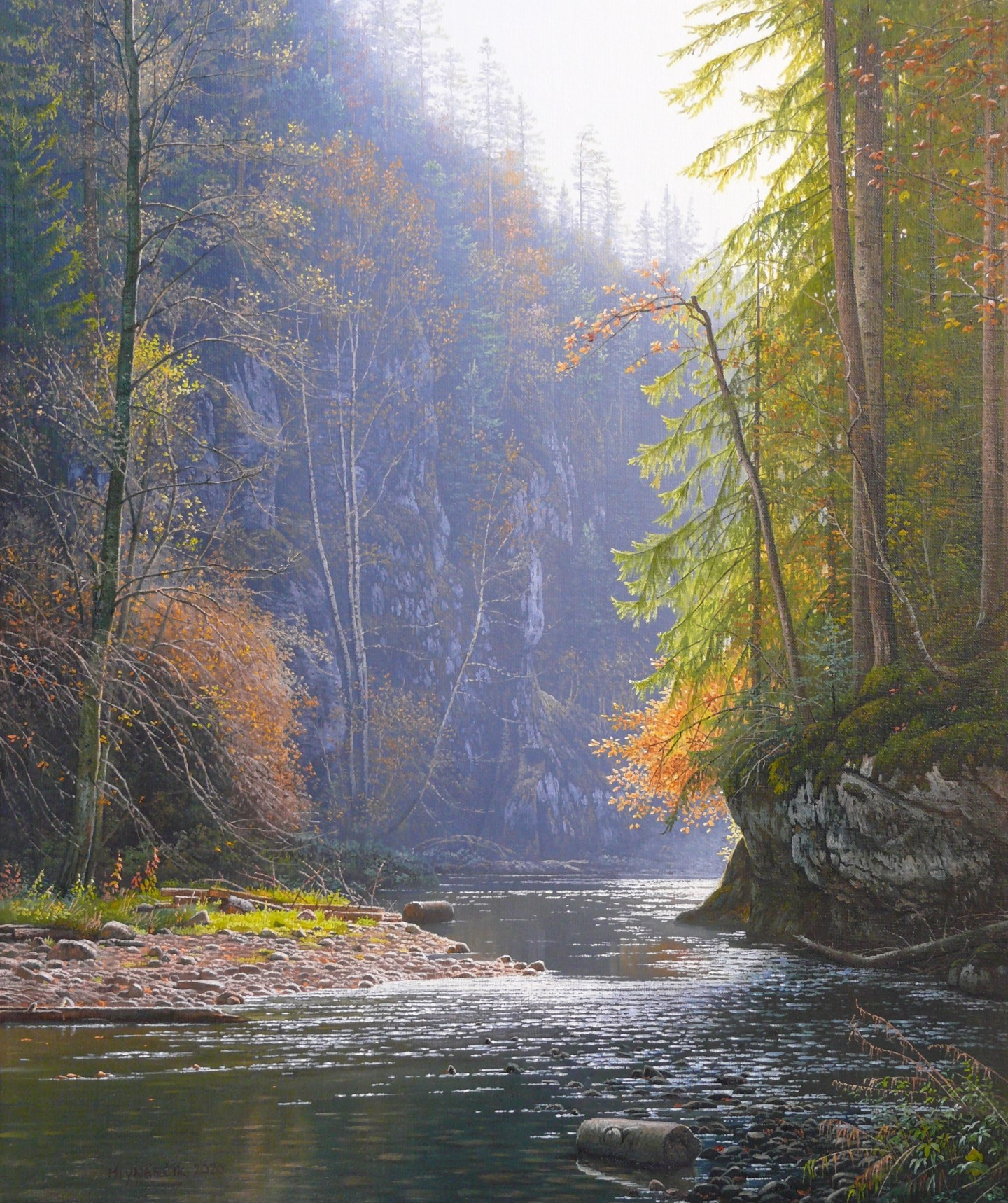 Emil Mlynarcik - Deep in the mysterious forest 2.