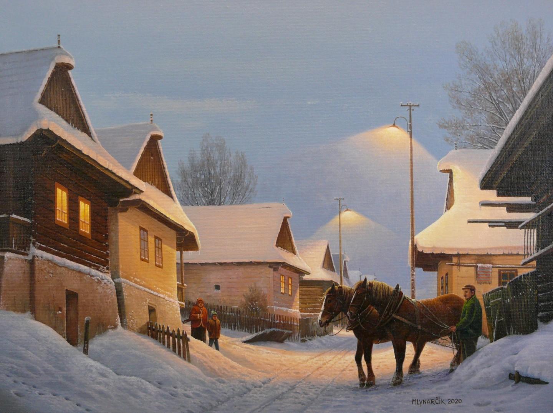 Emil Mlynarcik - Memories of winter