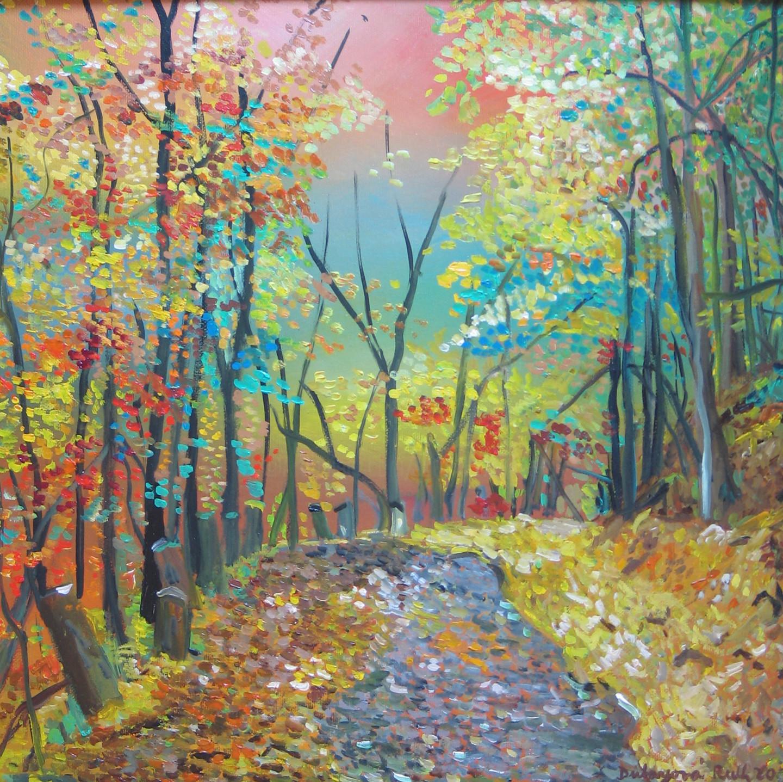 Ruth Dubayová - Forest road