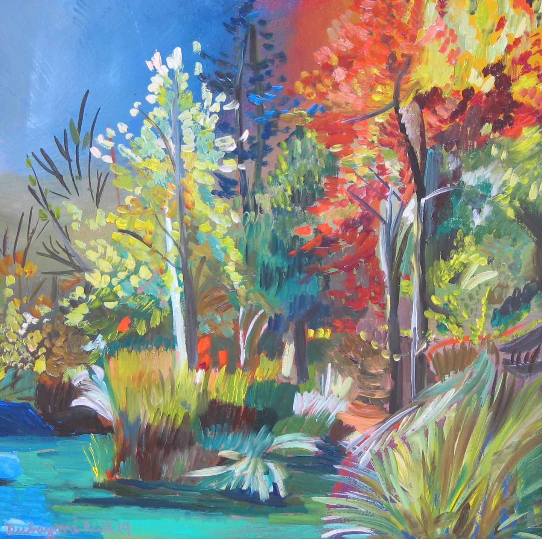 Ruth Dubayová - Forest still life 3