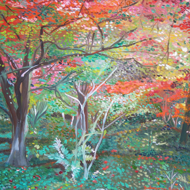Ruth Dubayová - Forest still life 5