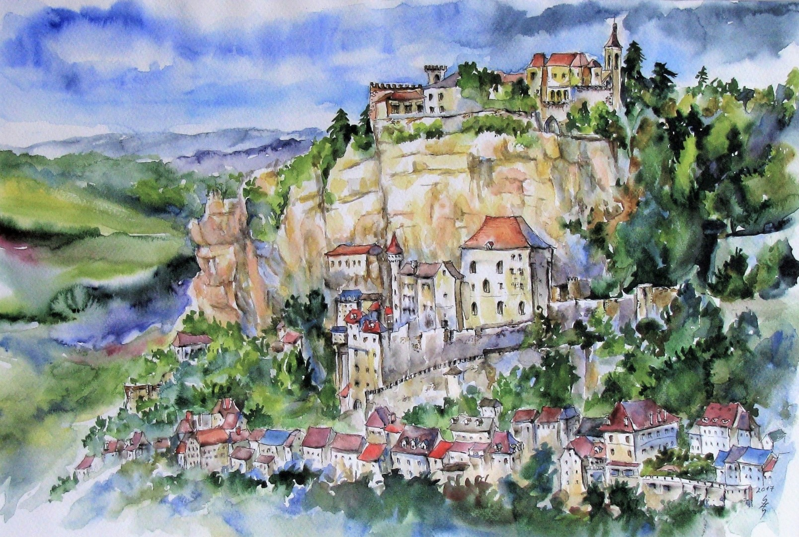 Zsolt Székelyhidi - Lovely Rocamadour