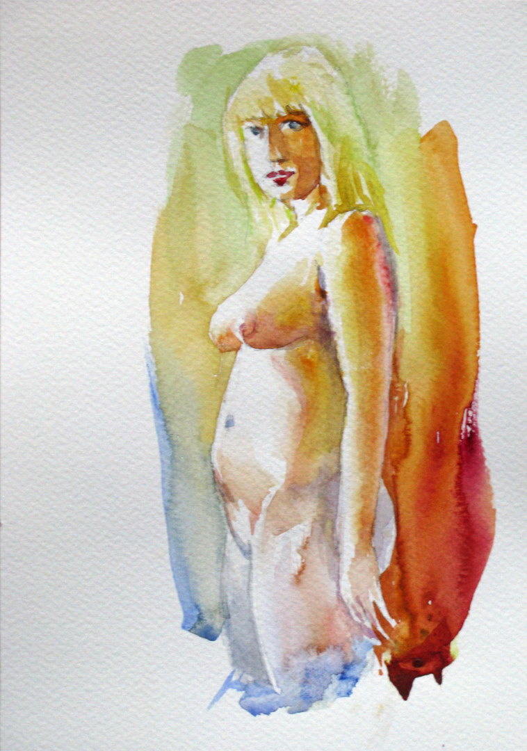 Zsolt Székelyhidi - Nude 1
