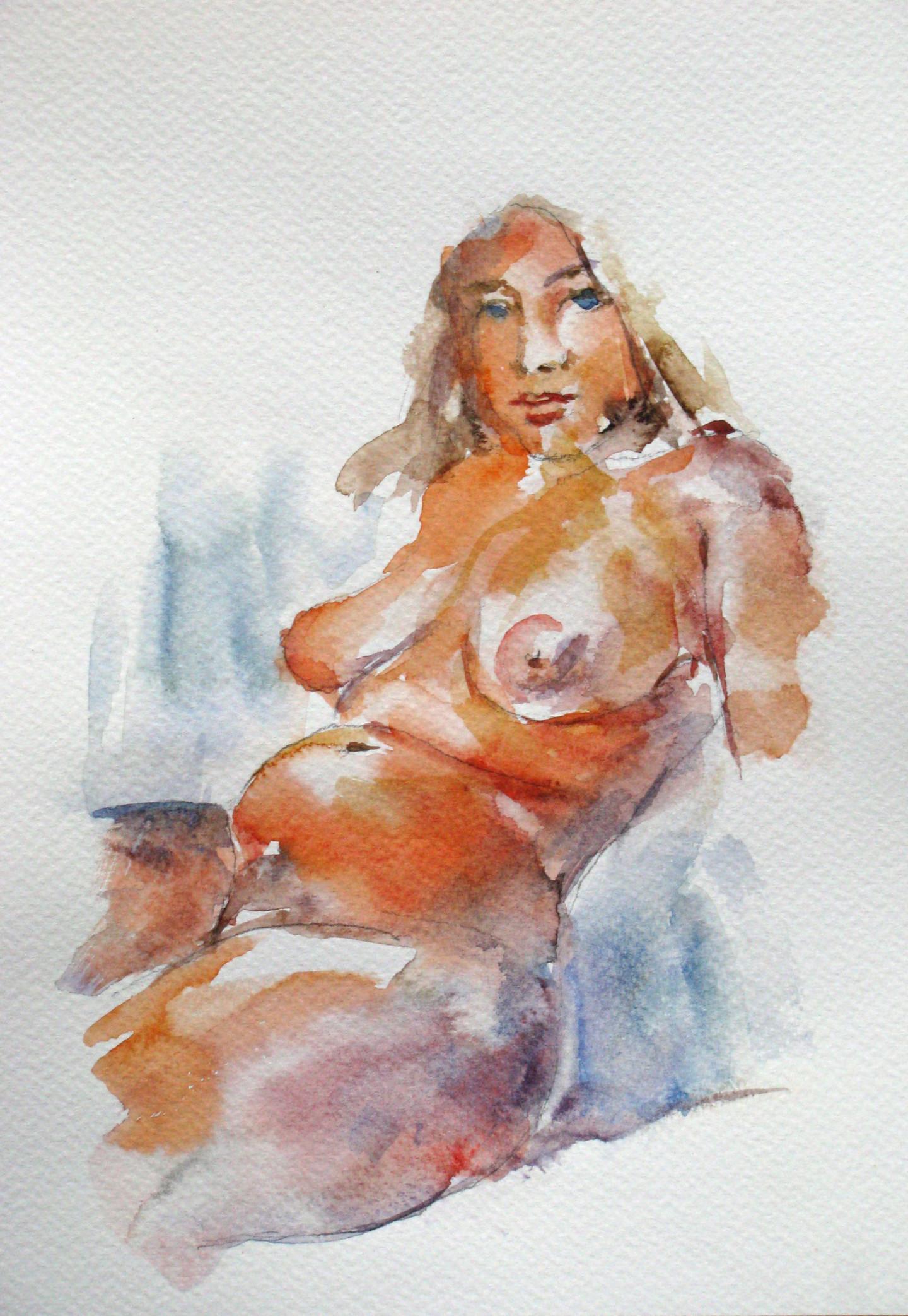 Zsolt Székelyhidi - Nude 2
