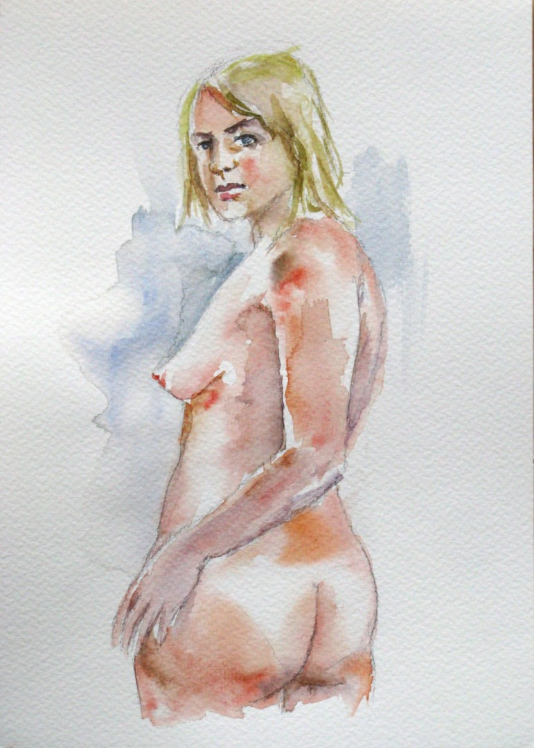 Zsolt Székelyhidi - Nude 3
