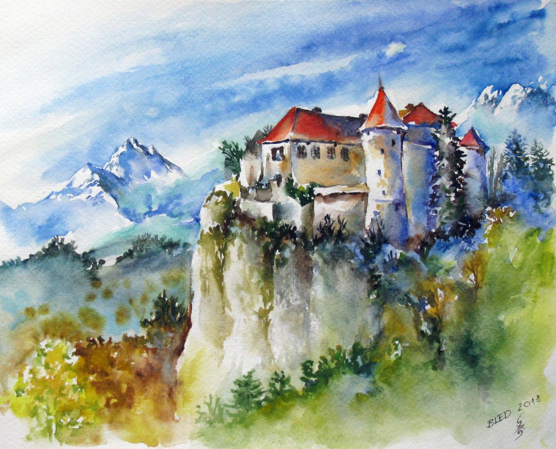 Zsolt Székelyhidi - Bled castle - Slovenia