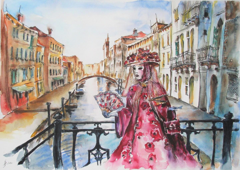 Zsolt Székelyhidi - Venice carnival