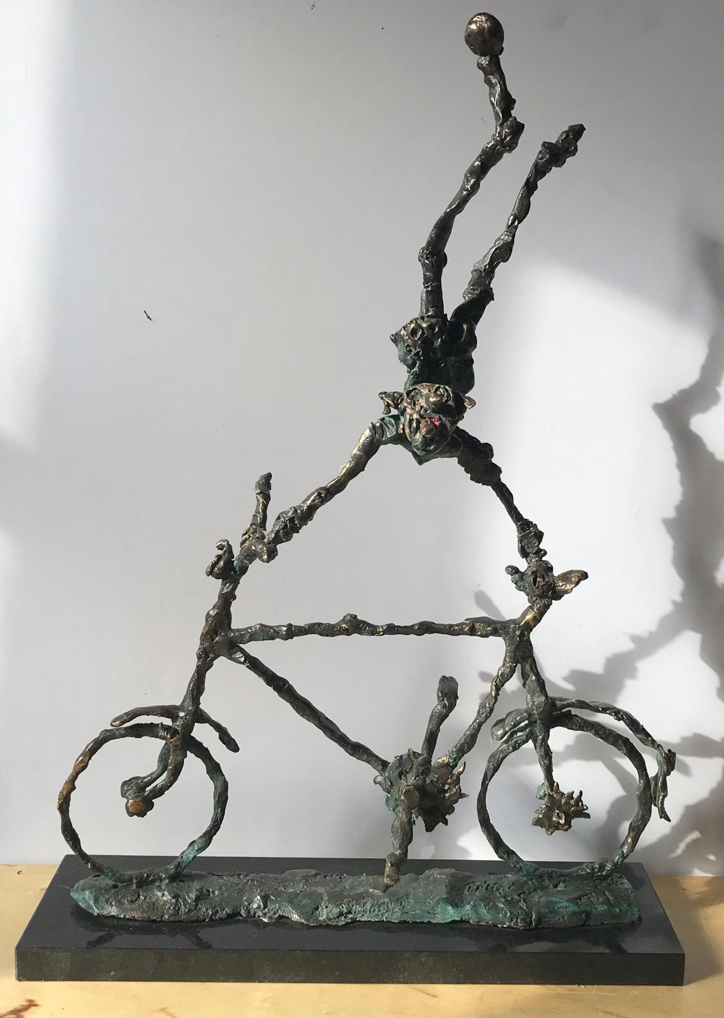 Erno Toth - Crazy cyclist