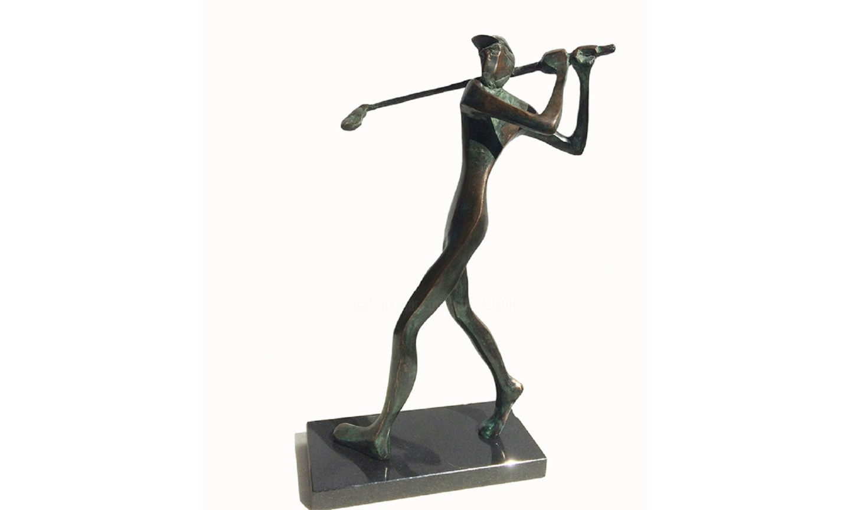 Kristof Toth - Golfer