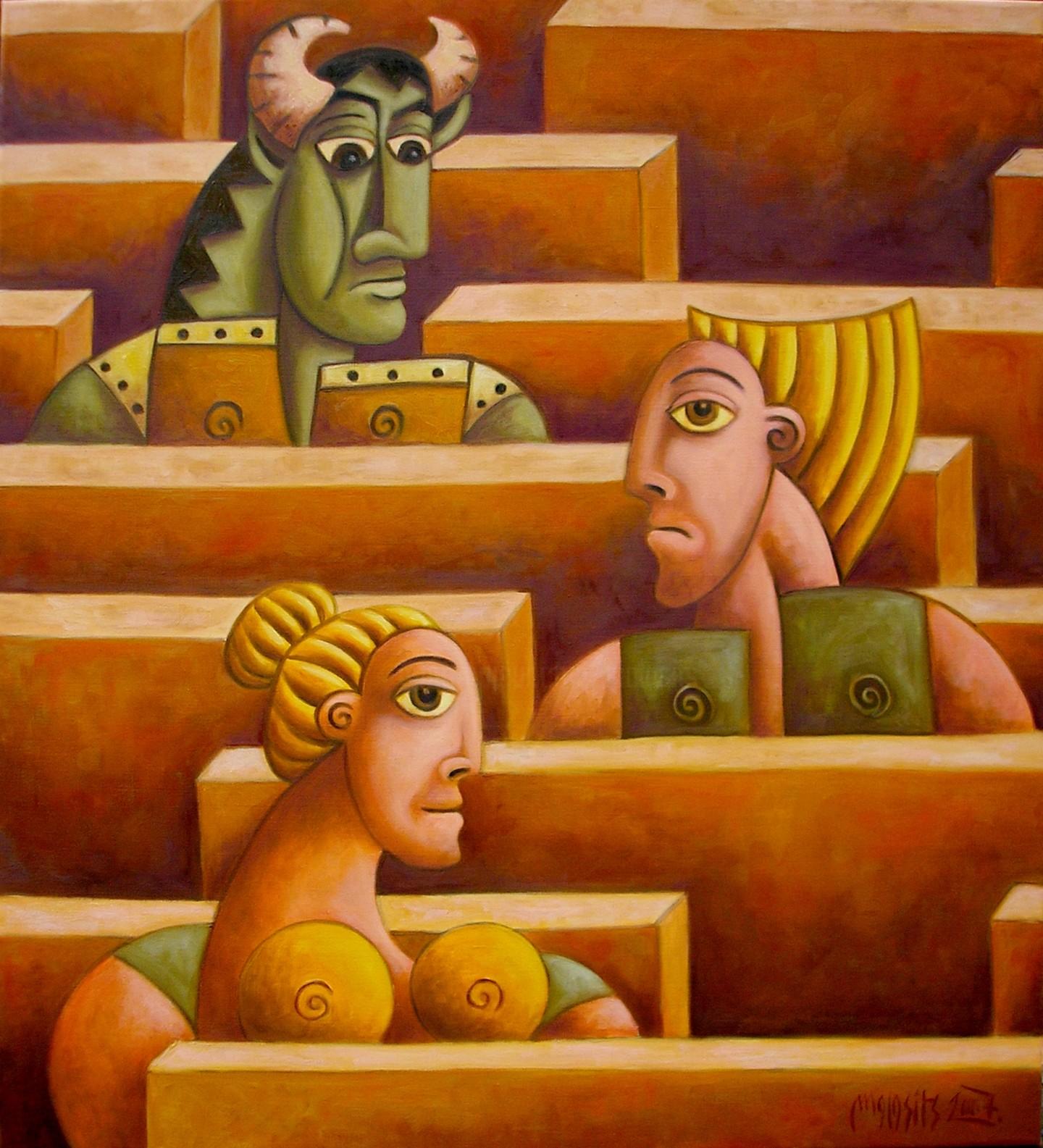 Zsolt Malasits - Labyrinth of life