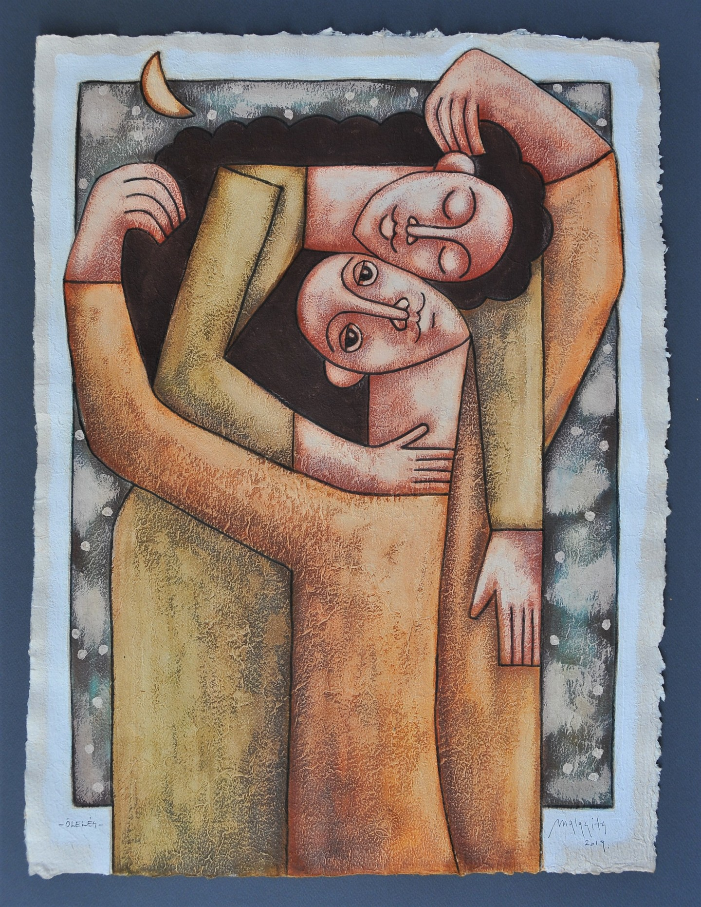 Zsolt Malasits - The embrace of love