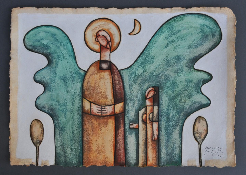 Zsolt Malasits - Guardian angel
