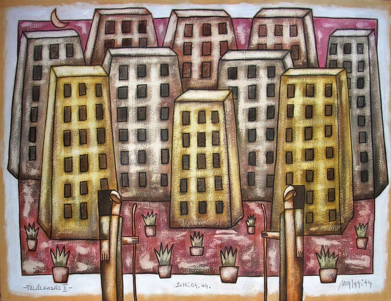 Zsolt Malasits - Meet in the city 2