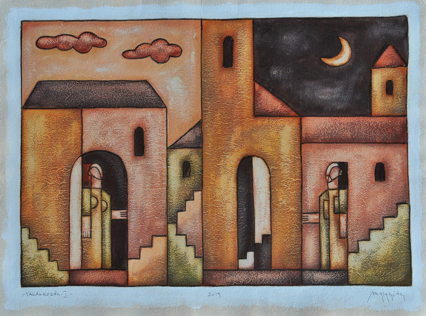 Zsolt Malasits - Meet in the old town 1