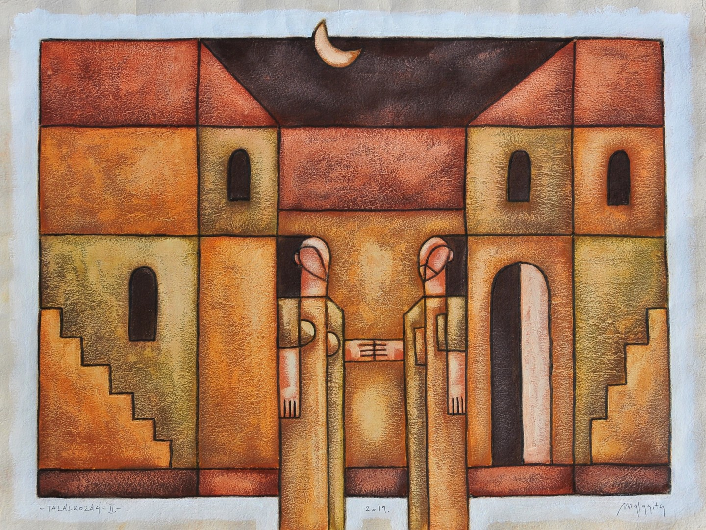 Zsolt Malasits - Meet in the old town 2