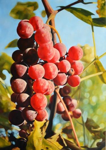 Bunch of grapes / Grappe de raisin savoureuse