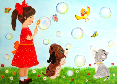 Merry bubbles
