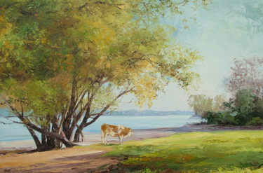 At Danube river
