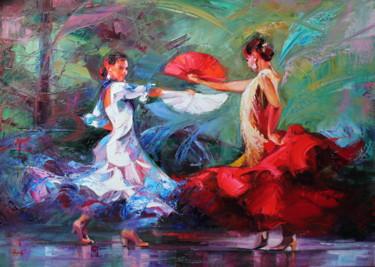 Mother and daughter dance / Danse mère et fille