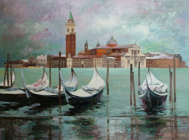 Winter Venice