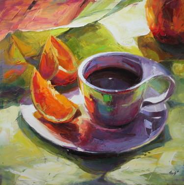 Morning coffee / Café matinal