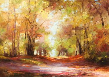 Autumn forest / Forêt d'automne
