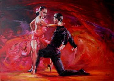 Fire dance / Danse de l'énergie