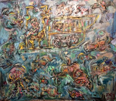 Barque of Noah / Barque de Noé