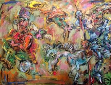 Don Quixote and baron Munchausen