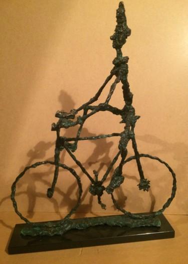 Bicycle clown 2 / Clown à vélo