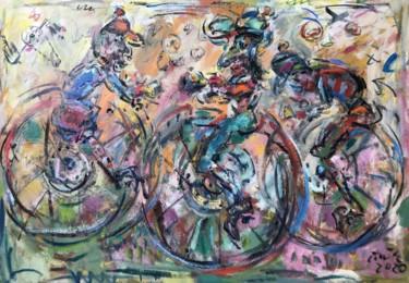 Crazy cyclists