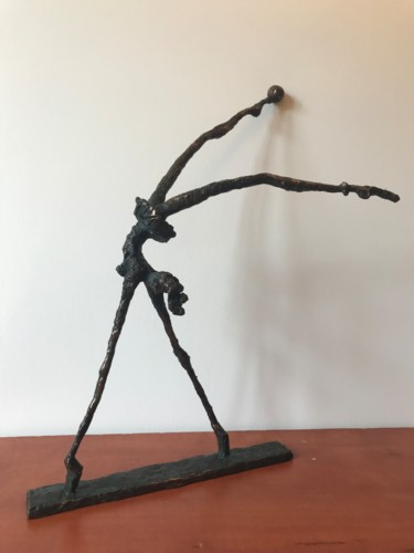 Gymnast ballerina