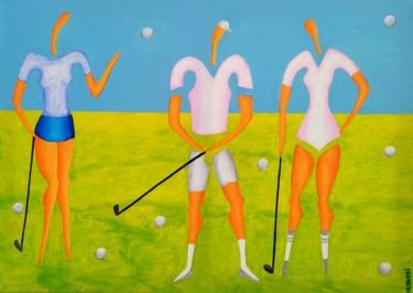 Golf lesson No.2